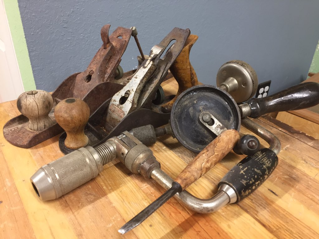 Episode 040: New Tools vs Old Tools